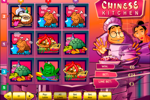 chinese kitchen playtech